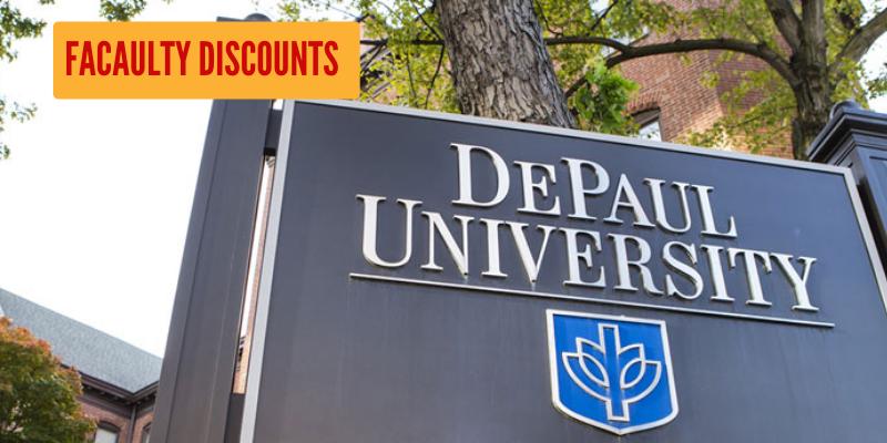 DePaul University Loop Parking